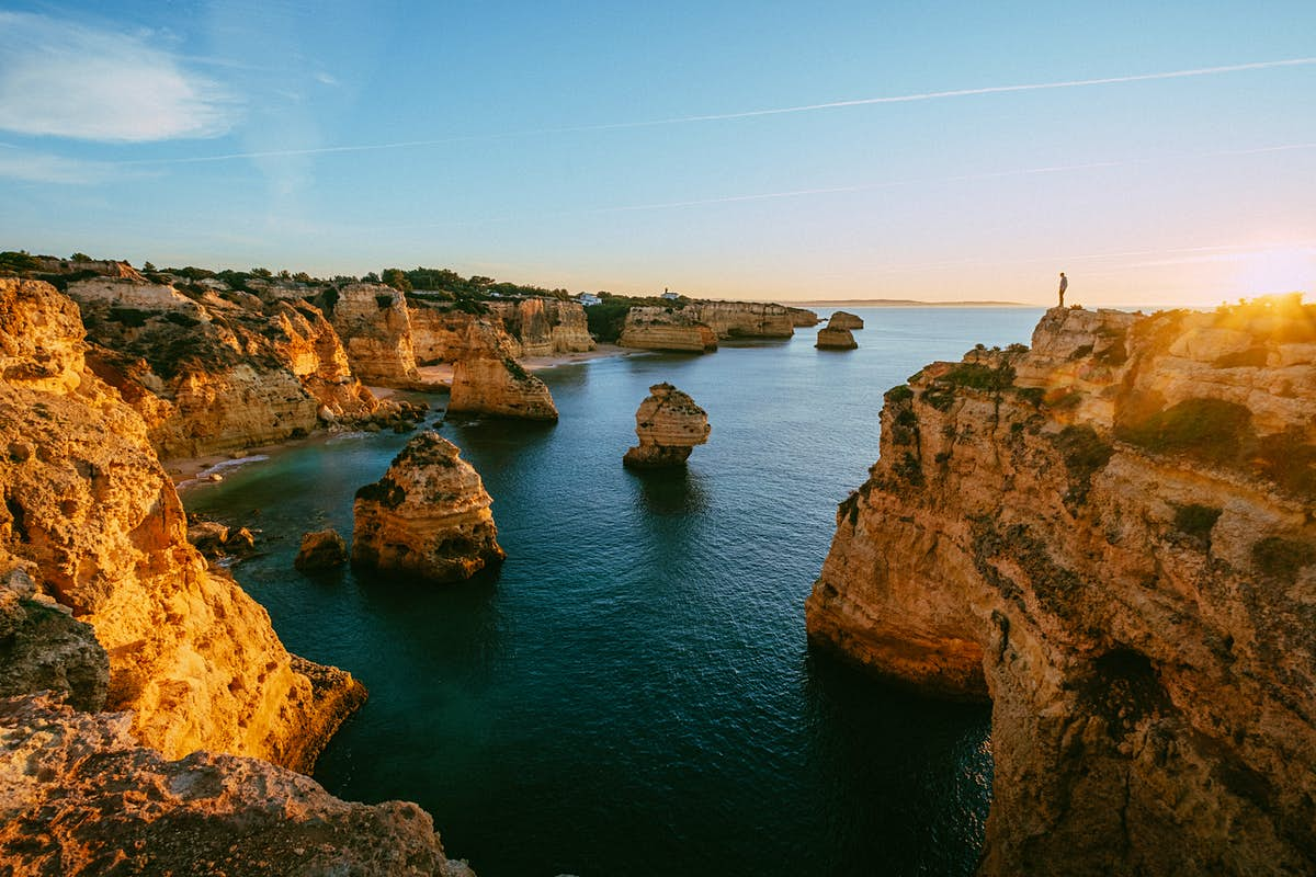 Top photography locations on the Algarve