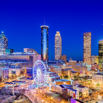 Everyday explorations in Atlanta: cultural capital of the South