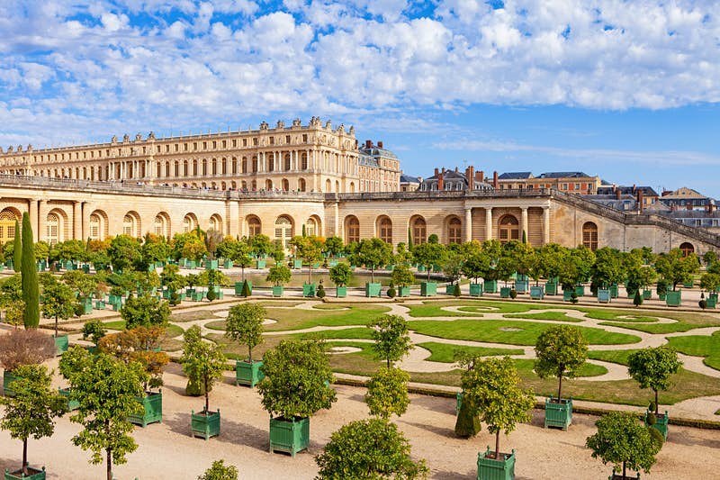 The Palace of Versailles is the setting for France's most-anticipated hotel opening