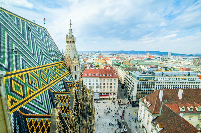 Vienna remains the world's 'most liveable city' – but which cities are on the rise?