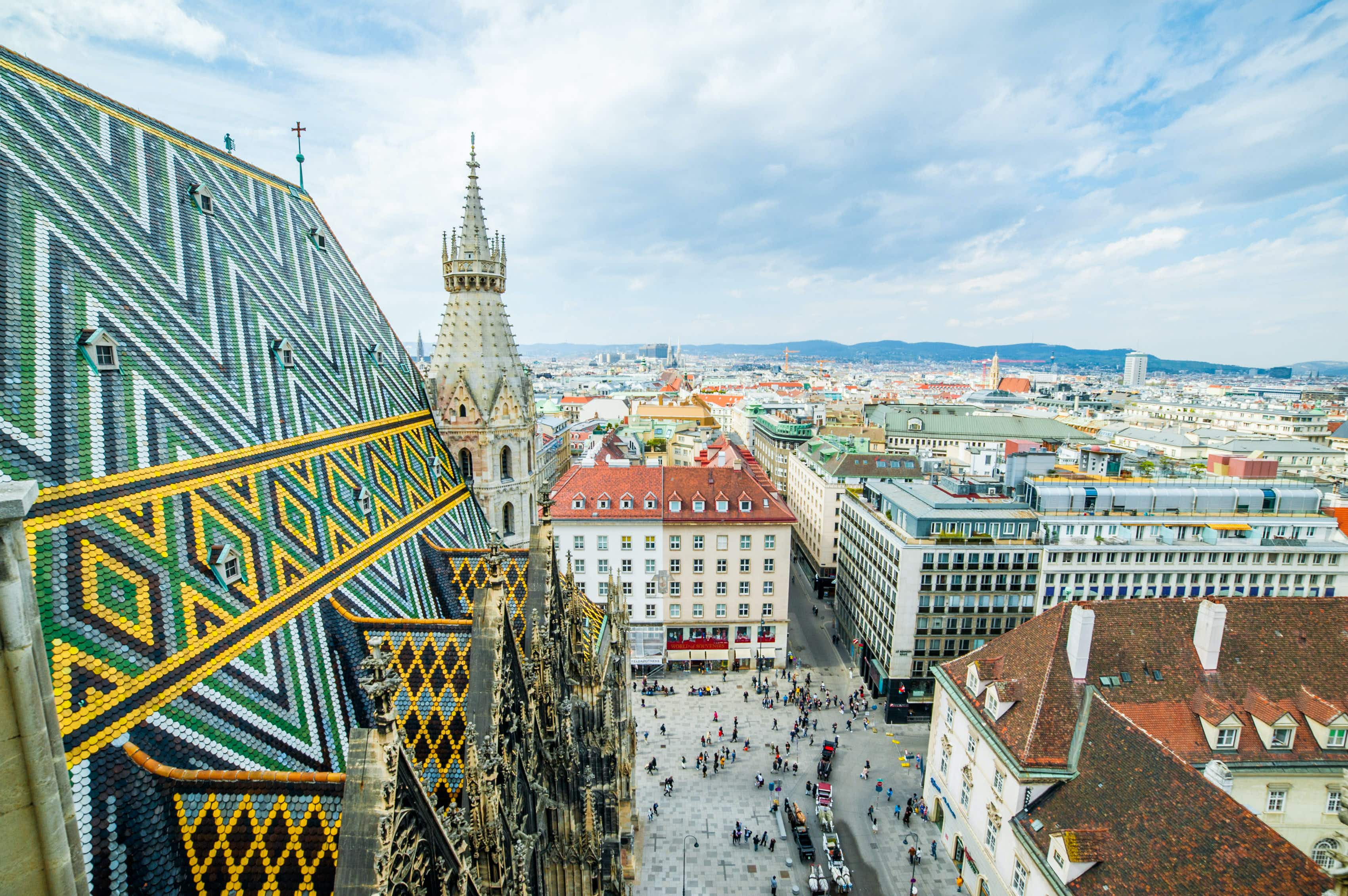 Vienna has been declared the world's most liveable city for the second year in a row ©ver0nicka/Shutterstock