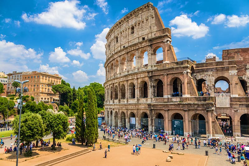 Rome is increasing ticket prices to the Colosseum