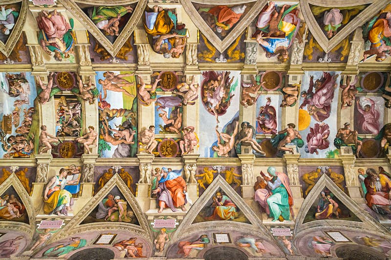 Have the Sistine Chapel to yourself on a new tour - Lonely Planet