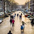 If you're lucky, you may be able to skate on Amsterdam's Golden Age canals © Photography by Adri / Shutterstock