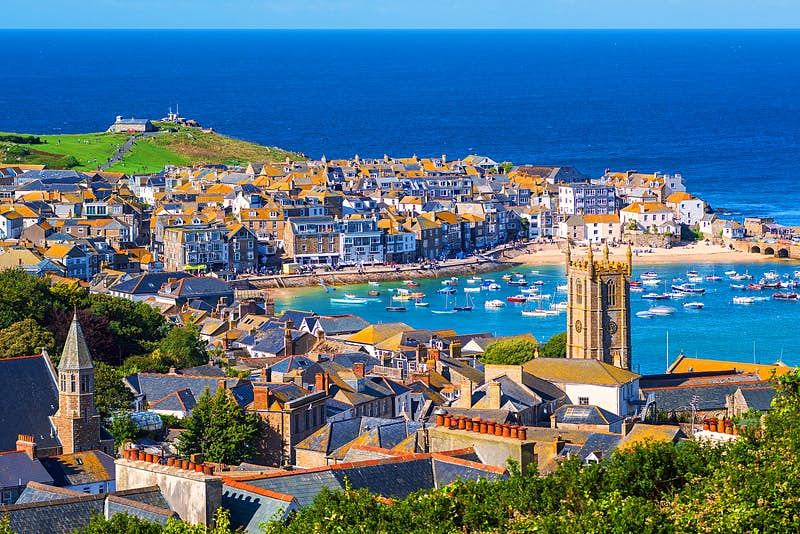 How to spend a perfect day in St Ives