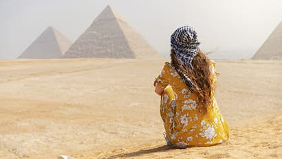 Why adventurous solo women travellers shouldn't be seen as reckless