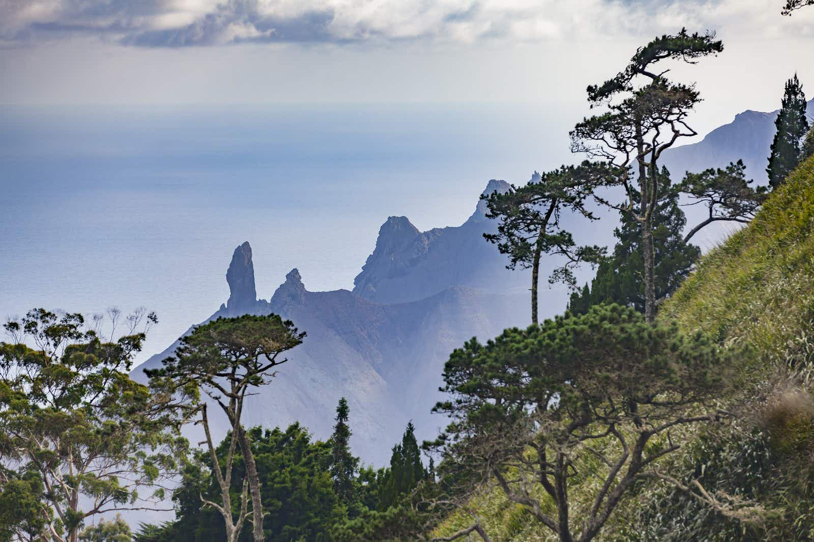 The unbelievable landscapes of St Helena may have you rubbing your eyes with disbelief © Uwe Mosher / Getty Images