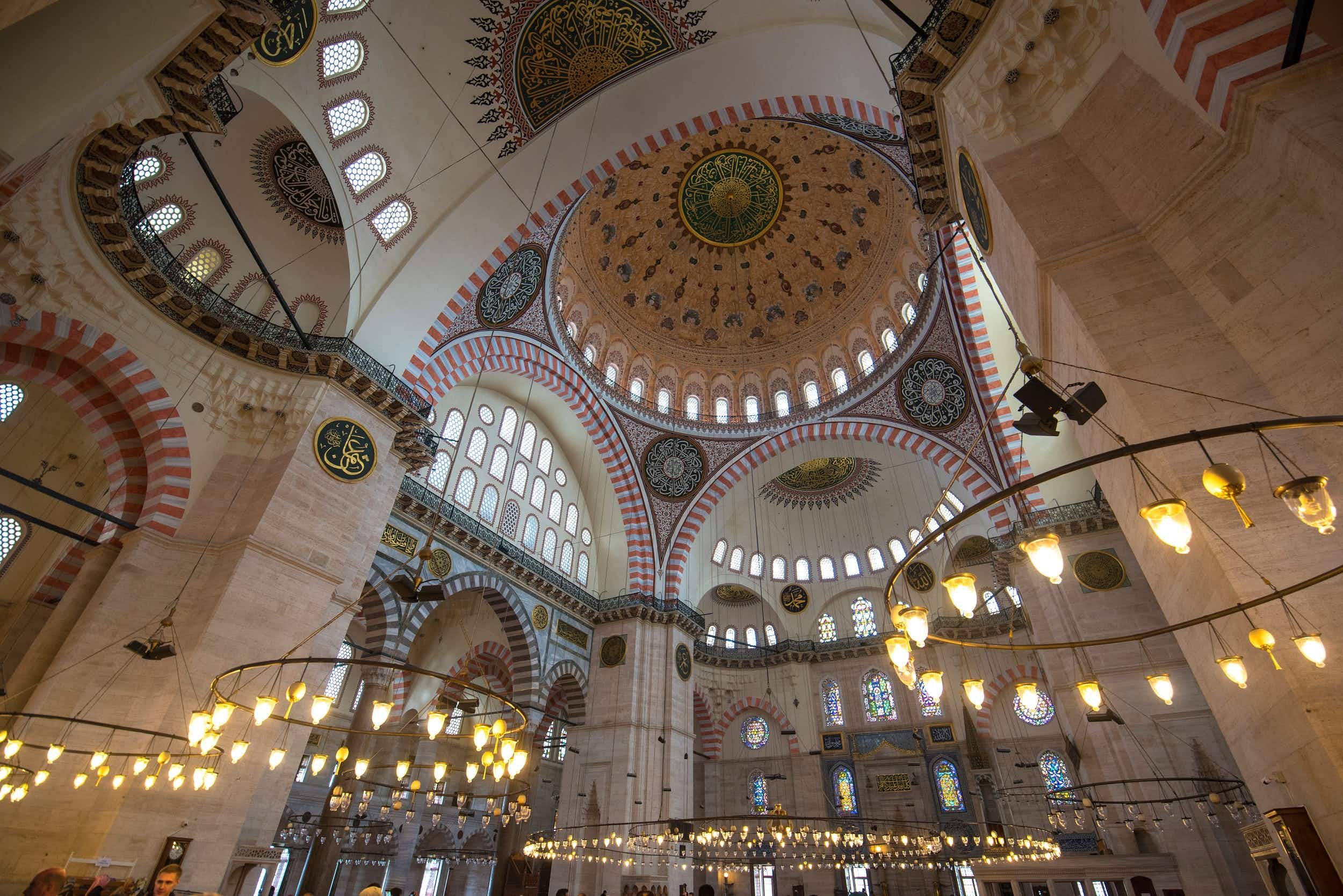 All Ottoman-era mosques in Istanbul are free to visit © Mitzo / Shutterstock