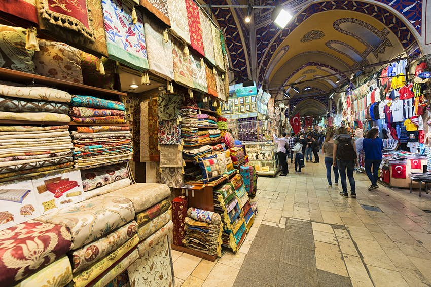 The dying art of bargaining in Istanbul's Grand Bazaar - Lonely Planet
