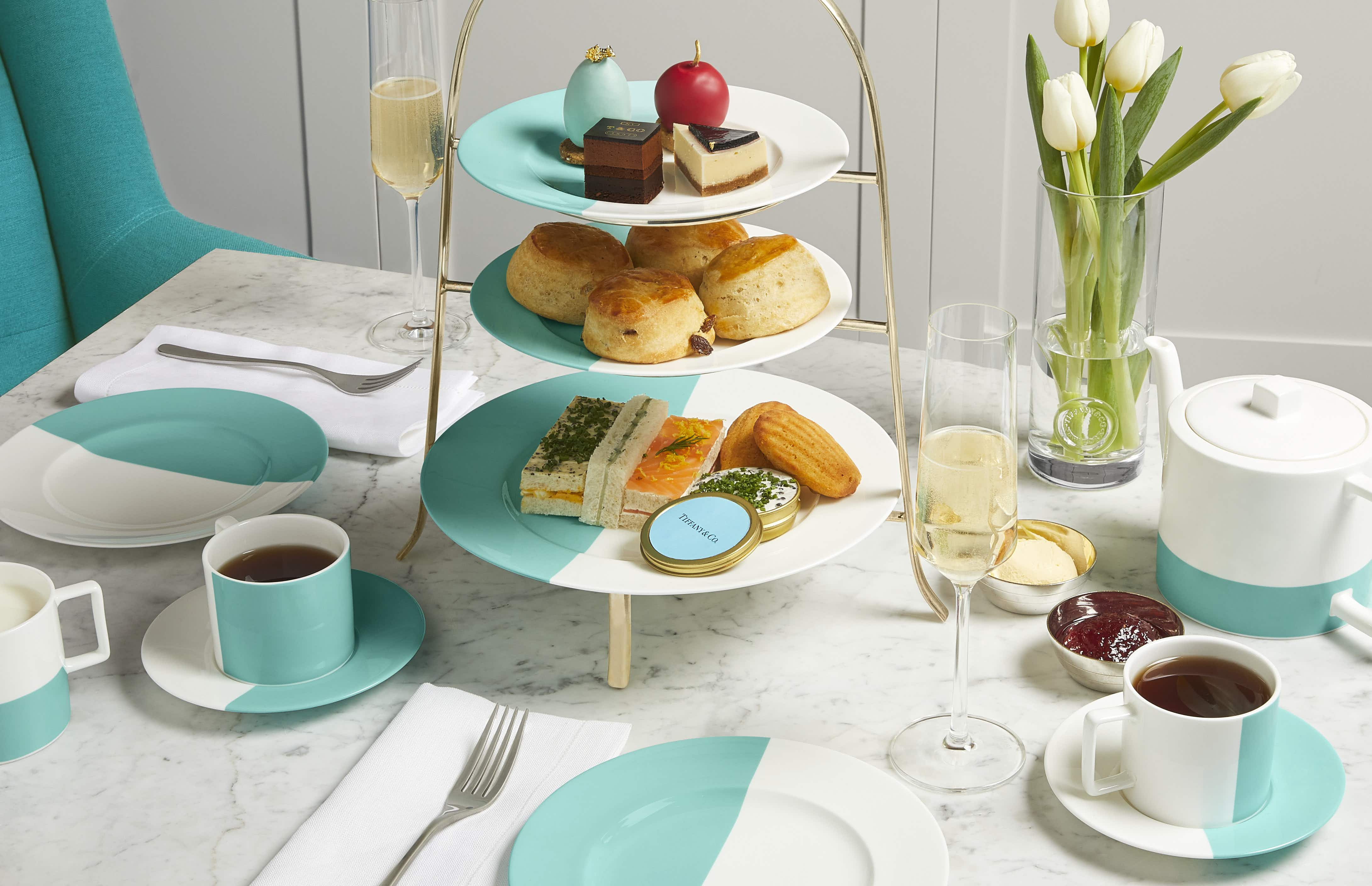 You'll soon be able to have a real breakfast at Tiffany's in London