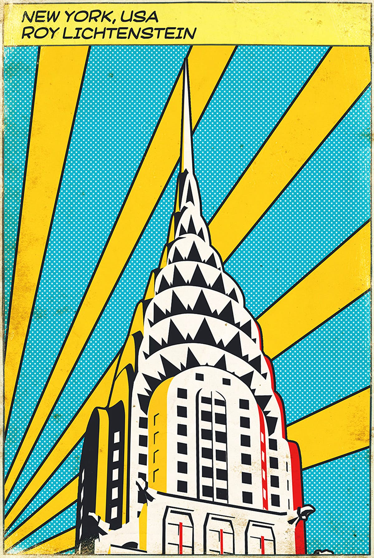 Vintage-style travel posters reveal places in the style of local artists - Lonely Planet
