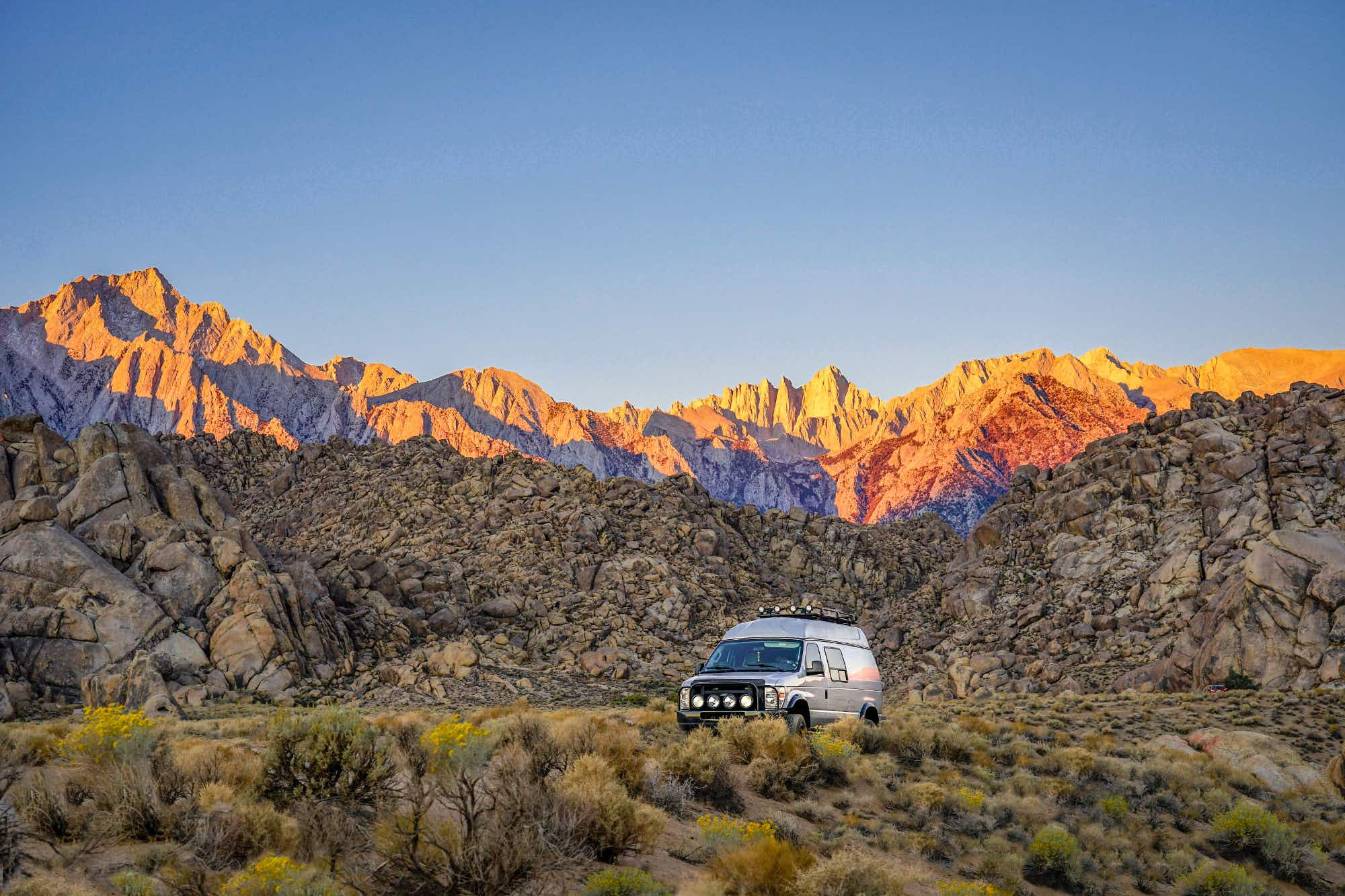 How one family transformed their weekends with help from their van