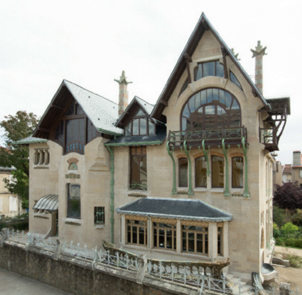 France's most iconic Art Nouveau house is reopening soon