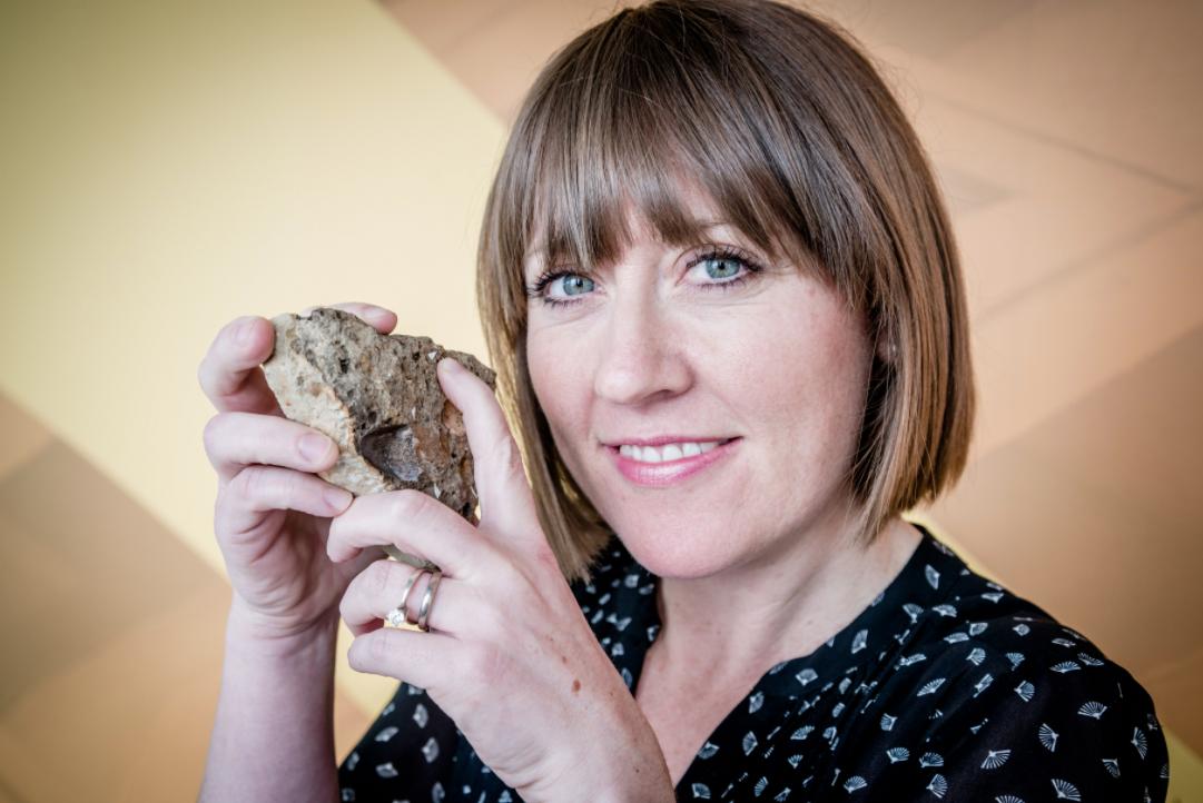 The planet's coolest jobs: dinosaur researcher