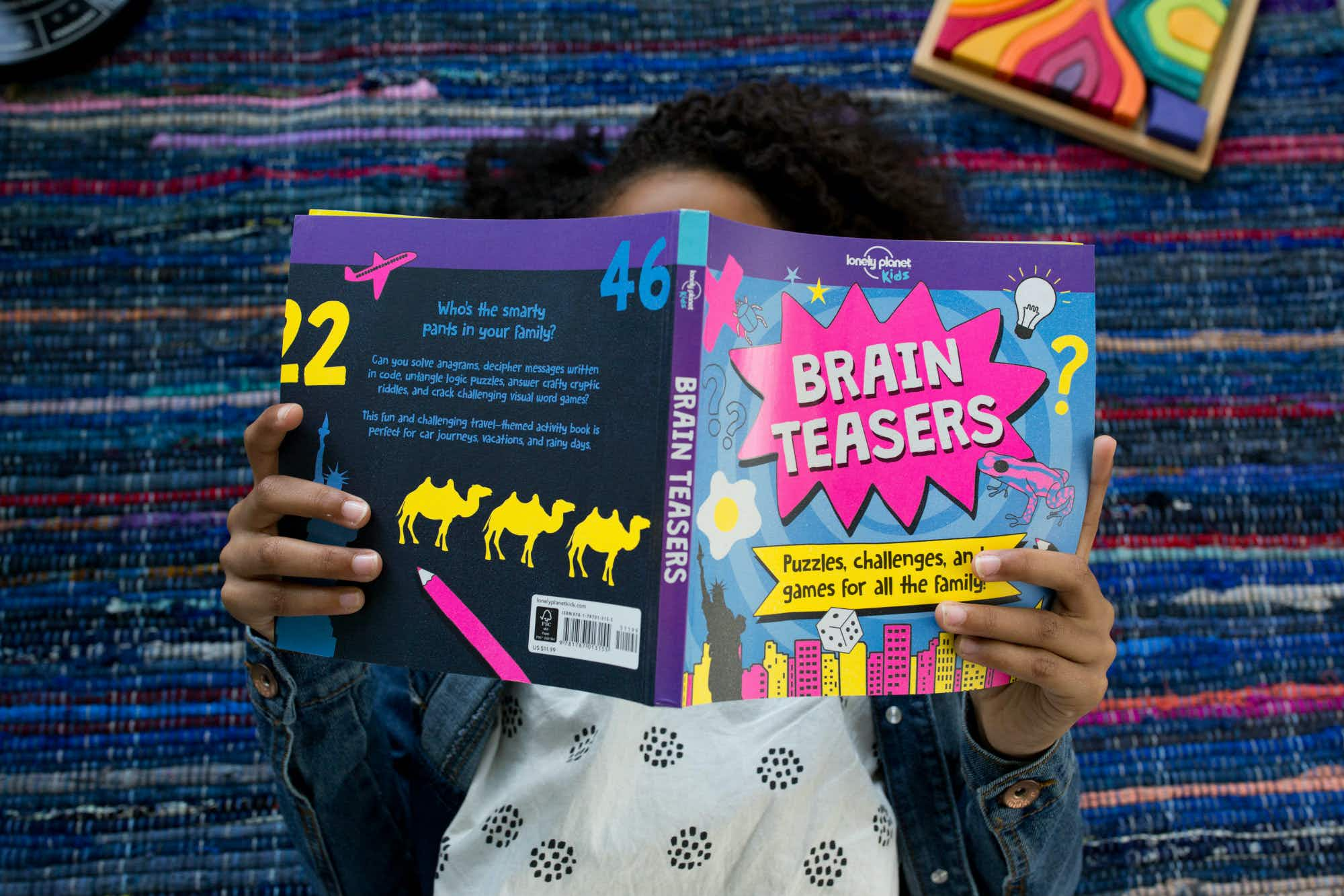 37 brain teasers to share with your kids - Lonely Planet