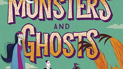 Spotlight On: Atlas of Monsters and Ghosts