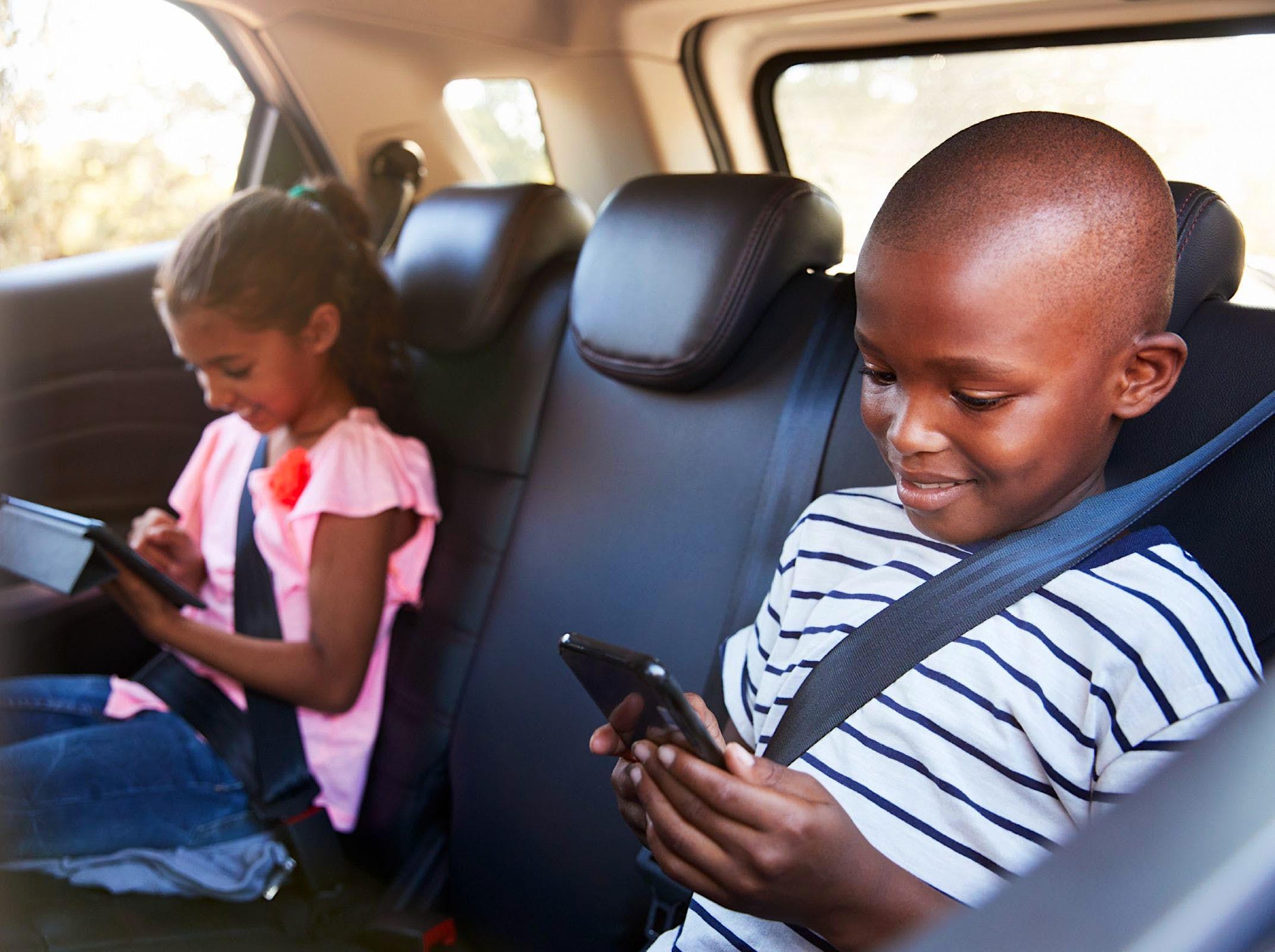 Kids Blog - road trips