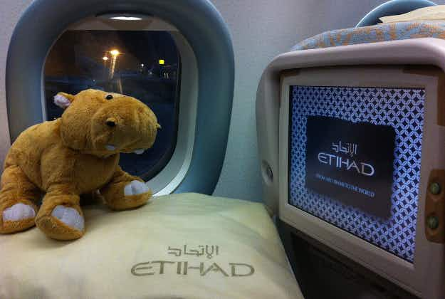 Etihad Airlines to add private jet service