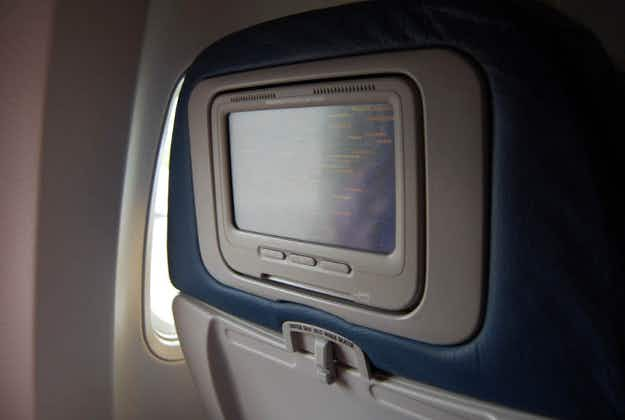American Airlines is ditching seat-back screens, saying they aren't needed anymore