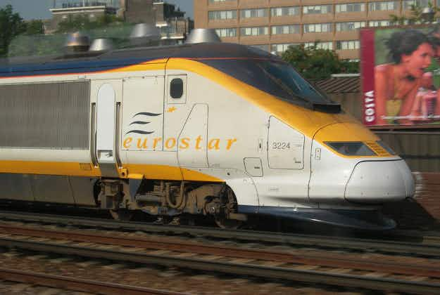 Novel Eurostar service pairs passengers with home comforts