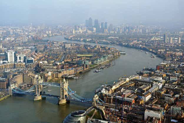 New river crossings set to ease London travel