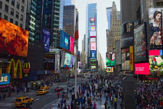 Times Square to host low-frequency, dog-friendly concert