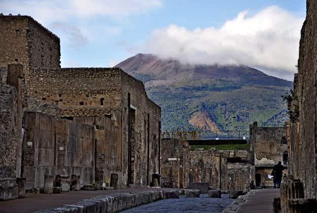 Six restored sites in Pompeii reopen to the public