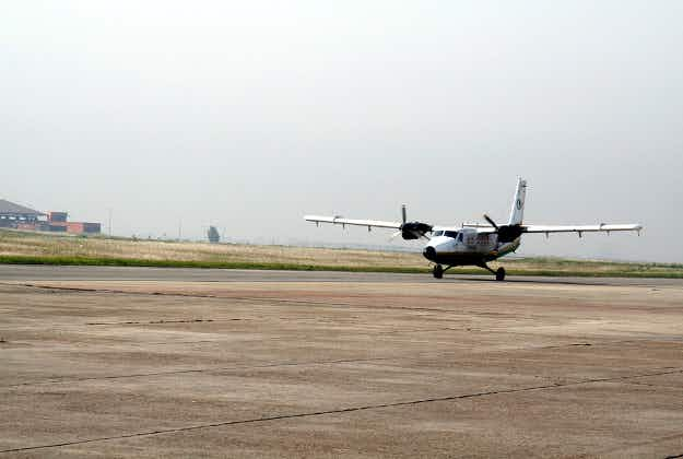 Tens of thousands at risk from noise levels at Kathmandu airport