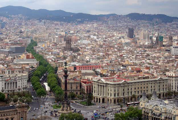 Barcelona's mayor considering introduction of tourist tax on day-trippers