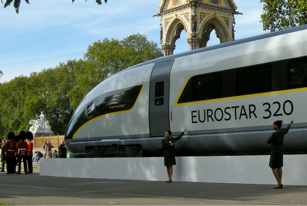 New Eurostar train fleet adds free Wi-Fi for passengers