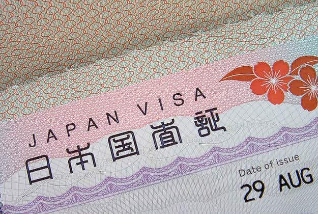 Japan sees huge rise in overseas tourist numbers