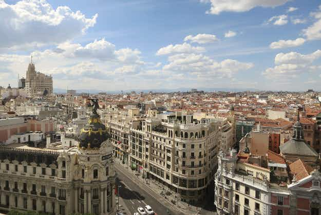 Madrid once home to herds of giant tortoises