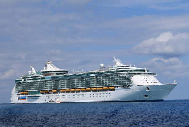 Royal Caribbean's £3.5m deal with WWF to save the oceans