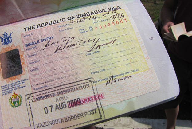 Single visa for Zimbabwe and Zambia set to launch - Lonely