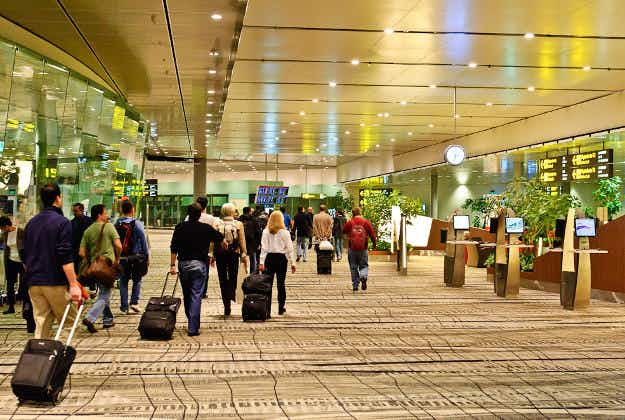 Singapore's Changi Airport due to get even bigger as passenger numbers increase