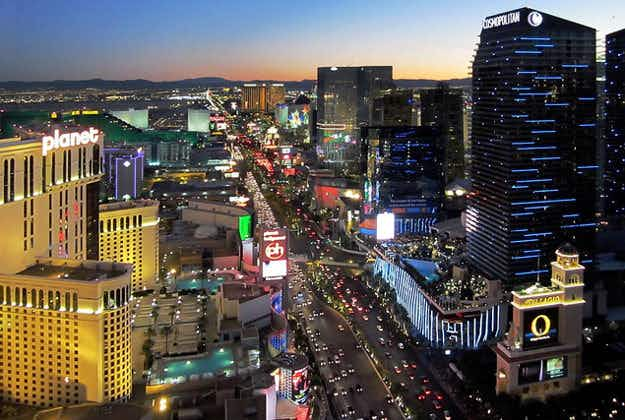 MGM unveils plans for Las Vegas promenade
