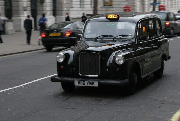 London's black cabs fight back against Uber