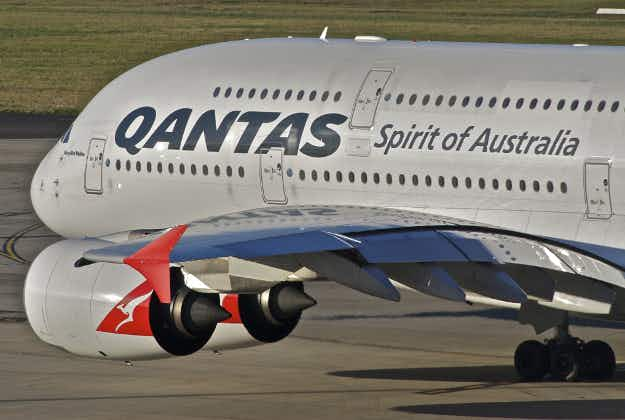 Qantas new high speed Wi-Fi as fast as broadband on the ground