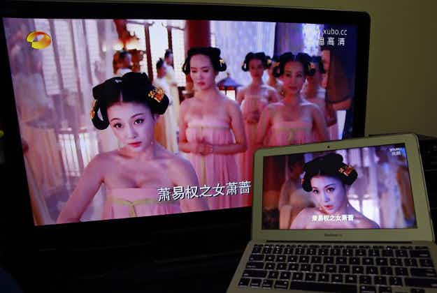 Chinese dating show spreads romance from Nanjing to Australia