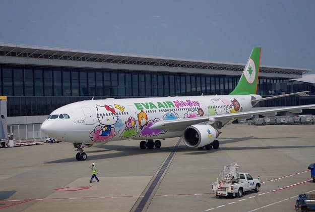 Hello Kitty: new service connects Taiwan to Texas - Lonely Planet