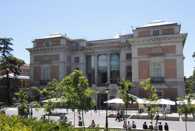 Spain's famous Prado Museum showcases female artist for the first time