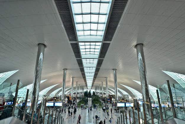 Dubai airport busier than Heathrow and set to be world's busiest within ten years