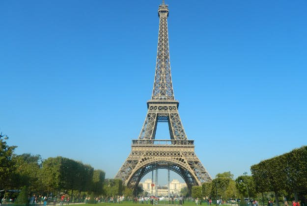 - Eiffel Tower To Light Up In The Colours Of The Team With Most