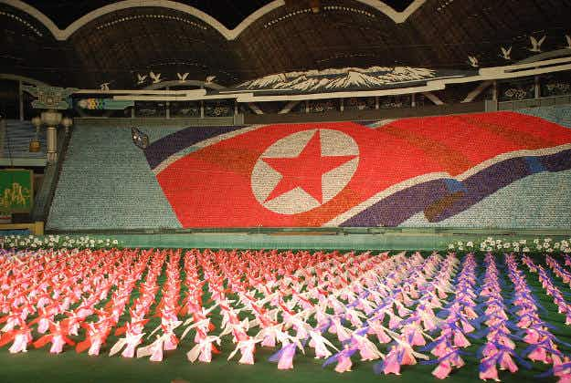 North Korea cancels Mass Games again in 2015