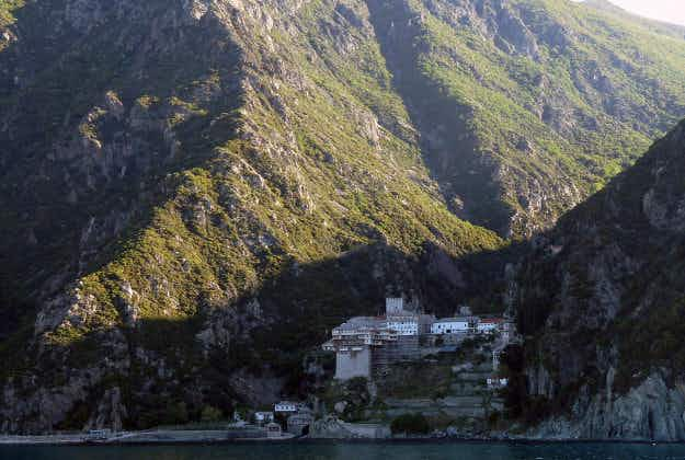 Mt Athos gets its own smartphone visitor app
