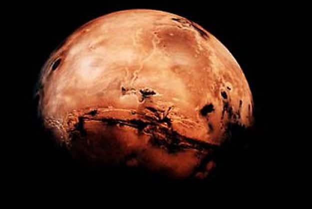Space tourism society proposes $2 billion Mars theme park in Las Vegas