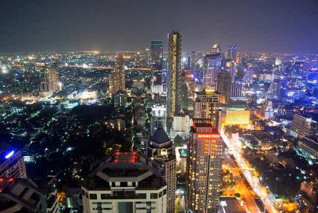 Bangkok on bomb alert following courthouse blast