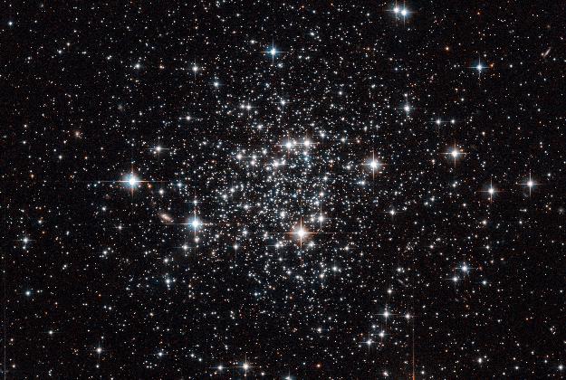 Astronomical crash diet? Skinny black hole galaxy found
