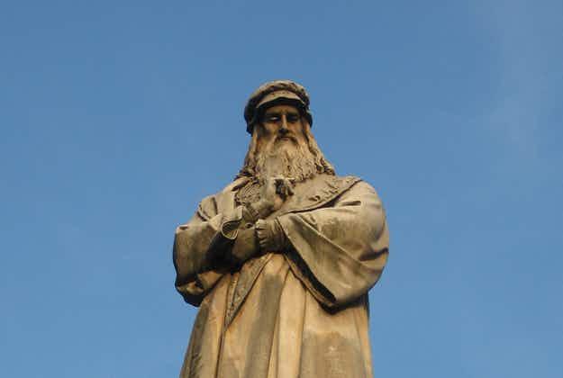 Da Vinci comes to London's Science Museum