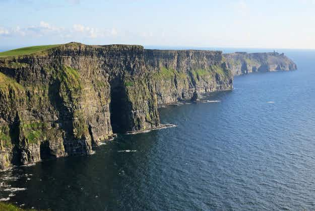 Cliffs of Moher scale new heights with one million visitors in 2014